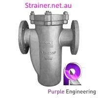 stainless steel simplex strainer, stainless steel basket simplex strainer