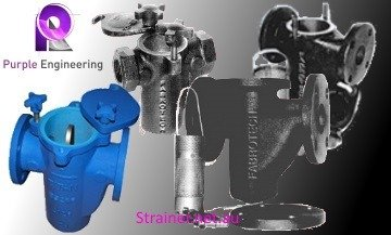 simplex basket strainer, simplex strainer, simplex strainer au, basket strainer au