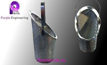 Replacement Basket Strainers, Replacement Strainers au, Replacement Basket Strainers au