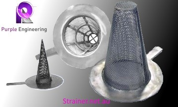 fabricated strainer, fabricated Strainer Australia, cone strainer au, teporary strainer AU